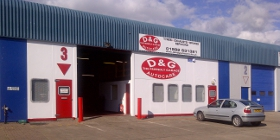 D&G Autocare Glenrothes