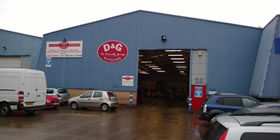 D&G Autocare Inverkeithing