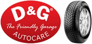 D&G Autocare for the Best Deals in Tyres