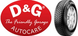 Cheap tyres from D&G Autocare