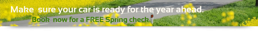 Free spring safety check with free water and oil top up