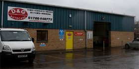 D&G Autocare Stirling
