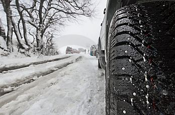 Winter Tyres First 4 x 4 Second