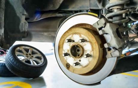 Brake Repairs at D&G Autocare