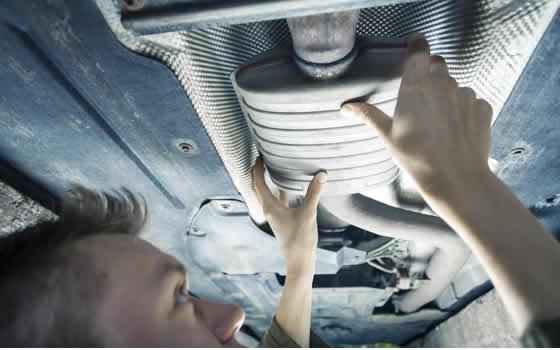 D&G Autocare Exhaust Repair