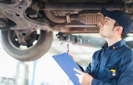 Mot Test at D&G Autocare