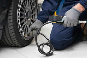 Tyre Check At D&G Autocare are Free