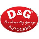 D&G Autocare logo155