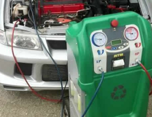 Discounted Aircon Re-charge at D&G Autocare