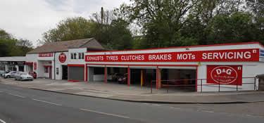 D&G Autocare Baldridgeburn Garage