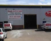 D&G Autocare Musselburgh Garage