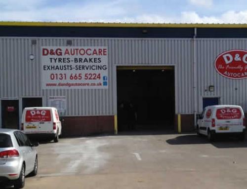 Musselburgh Garage