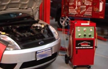 Fortron Injector Max Servicing