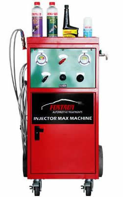 Frotron Injector Max Service