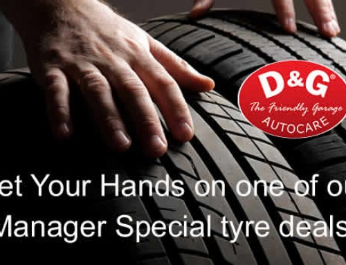 Manger Special Tyre Deals