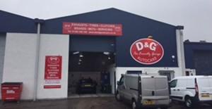 D&G Autocare Dundee Garage