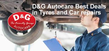 D&G Autocare Car Repairs