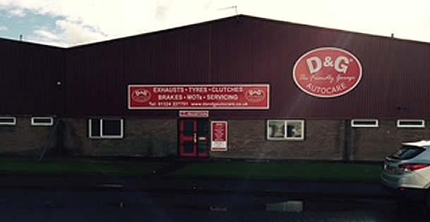 D&G Autocare Falkirk