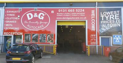 D&G_Musselburgh_Garage